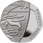 United Kingdom / Twenty Pence 2020 - reverse photo
