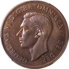 United Kingdom / Penny 1949 - obverse photo