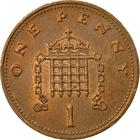 United Kingdom / One Penny 1991 - reverse photo