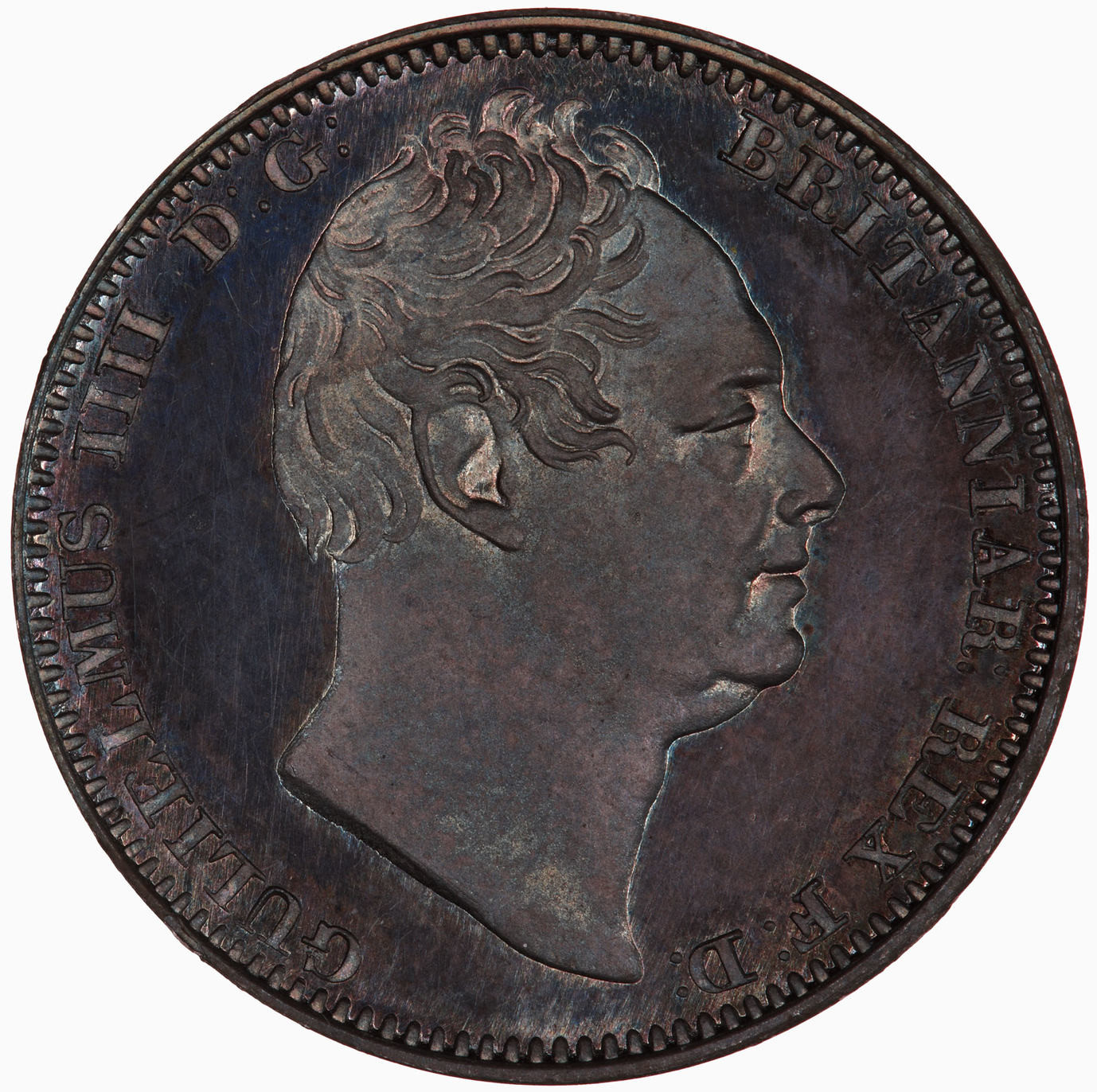 Maundy Fourpence (Pre-decimal): Photo Coin - Groat (Maundy), William IV, Great Britain, 1831