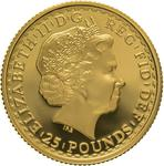 United Kingdom / Gold Quarter Ounce 2006 Britannia - Standing - obverse photo