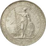 United Kingdom / One Dollar 1899 - obverse photo