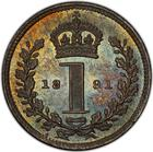 United Kingdom / Penny 1891 (Maundy) - reverse photo