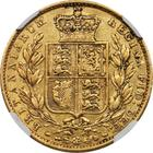 Sovereign 1852: Photo Great Britain 1852 sovereign