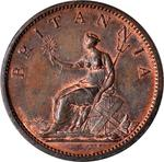 United Kingdom / Penny 1806 - reverse photo