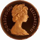 United Kingdom / Half Penny 1981 - obverse photo