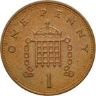 United Kingdom / One Penny 1997 - reverse photo