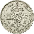 United Kingdom / Two Shillings (Florin) 1944 - reverse photo