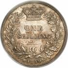 Shilling 1859: Photo Great Britain 1859 shilling