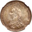 Shilling 1888: Photo Great Britain 1888 shilling