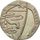 United Kingdom / Twenty Pence 2014 - reverse photo