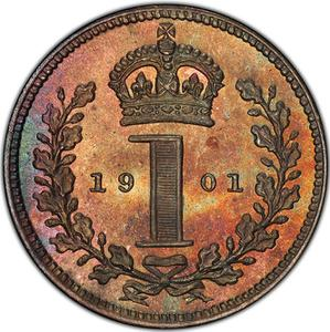 United Kingdom / Maundy Penny (Pre-decimal) - reverse photo