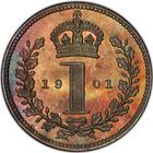 United Kingdom / Penny 1901 (Maundy) - reverse photo