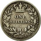 United Kingdom / Shilling 1862 - reverse photo