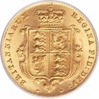 Half Sovereign 1860: Photo Great Britain 1860 1/2 sovereign