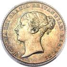 United Kingdom / Sixpence 1866 - obverse photo