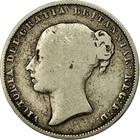 United Kingdom / Shilling 1862 - obverse photo