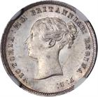 United Kingdom / Fourpence 1868 (Maundy) - obverse photo
