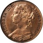 United Kingdom / Penny 1878 - obverse photo