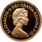 Half Sovereign 1984 (Proof only): Photo Great Britain 1984 1/2 sovereign