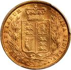 Sovereign 1870: Photo Great Britain 1870 sovereign