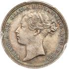 Sixpence 1881: Photo Great Britain 1881 6 pence