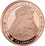 United Kingdom / Five Pounds 2018 Lawrence of Arabia - reverse photo