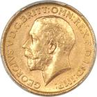 United Kingdom / Sovereign 1917 - obverse photo
