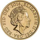 United Kingdom / One Pound 2016 Last Round Pound - obverse photo