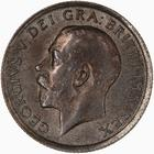 Shilling 1918: Photo Coin - Shilling, George V, Great Britain, 1918