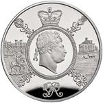 United Kingdom / Five Pounds 2020 King George III - reverse photo