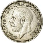 Shilling 1927 New Type: Photo Great Britain 1927 shilling KM-833