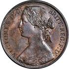 United Kingdom / Penny 1868 - obverse photo