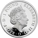 United Kingdom / Silver Half Ounce 2018 Britannia - obverse photo