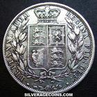 "Halfcrown 1884: Photo 1884 Queen Victoria British Silver ""Young Head"" Half Crown"