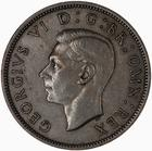 United Kingdom / Two Shillings (Florin) 1950 - obverse photo