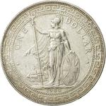 United Kingdom / One Dollar 1900 - obverse photo