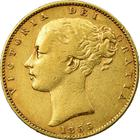 United Kingdom / Sovereign 1855 - obverse photo