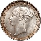 Sixpence 1877: Photo Great Britain 1877 6 pence