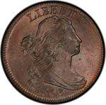 United States / One Cent 1803 Draped Bust / Small date, large fraction - obverse photo