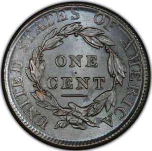 United States / One Cent 1812 Classic Head - reverse photo