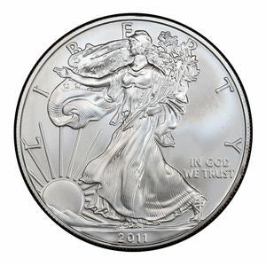 United States / Silver Ounce 2011 American Eagle - reverse photo
