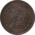 United States / One Cent 1811 Classic Head / 1811/0 overdate - obverse photo