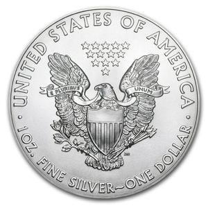 United States / Silver Ounce 2017 American Eagle - obverse photo