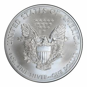 United States / Silver Ounce 2011 American Eagle - obverse photo
