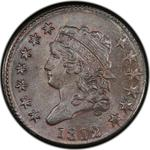 United States / One Cent 1812 Classic Head / Small date - obverse photo