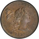 United States / One Cent 1794 Liberty Cap / Head of 1793 - obverse photo