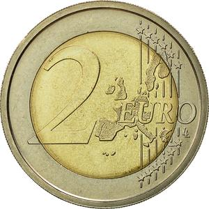 Vatican / Two Euro 2004 - reverse photo