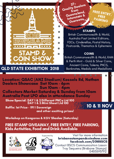 Stamp & Coin Show