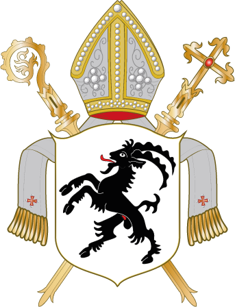 Coat of Arms of of Chur, Prince-Bishopric of